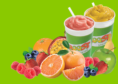 Boost Juice Bars Student Discount