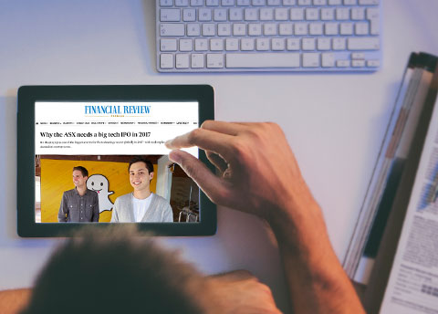 The Australian Financial Review Student Membership