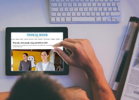 The Australian Financial Review Student Membership